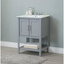 Gray Bathroom Vanity Gray Bathroom Vanities You U0027ll Love Wayfair