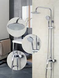 Bathroom Faucet And Shower Sets Waterfall 8