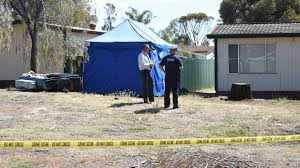 police find jody meyers u0027 body in mannum backyard the murray