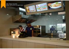 Fast Food Kitchen Design Aditi Sharma