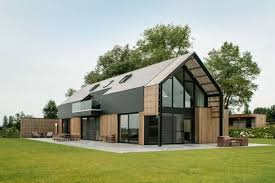 modern barn design barn style homes pilotproject org modern house plans traintoball