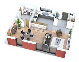 plan salon cuisine sejour salle manger amenagement cuisine 20m2 amenagement studio 10 meubles