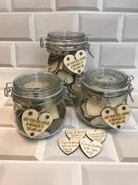 wedding wishes jar wish jar wedding guest book medium holds 50 blank hearts