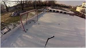 backyards trendy backyard roller hockey rink backyard sets