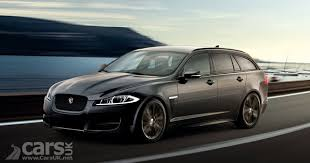 new jaguar xf sportbrake will arrive in 2017 and with an svr