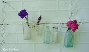 bud vase garland get the look bud vase garland so crafty bud