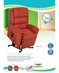 fauteuil relax releveur fauteuil relax releveur electrique 2 moteurs fauteuil relax