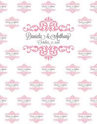 wedding backdrop outlet custom wedding step and repeat backdrop sizes and colors