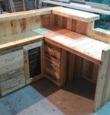 Diy Pallet Desk Tutorial Diy Pallet Desk