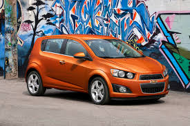 chevrolet pressroom united states sonic rs