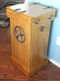 kitchen island trash bin double bin kitchen trash can double kitchen trash bin double