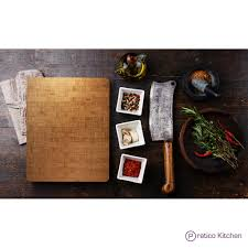 bamboo reversible butcher chopping block serving tray large food preparation with pratico kitchen s butcher block chopping board