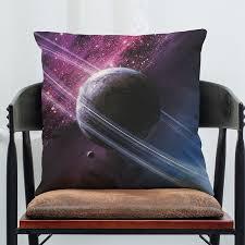 design kissenbez ge smavia beliebte galaxie planet design kissenbezüge 3d druck
