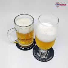 Famosos 100 Unid Bolacha De Chopp Cerveja Artesanal / Descanso Copos - R  &GJ06
