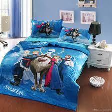 Frozen Bed Set Frozen Bedding Set Frozen Bed Set Blue Color Frozen Elsa Bedding