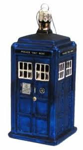 doctor who tardis ornament 10 mylitter one deal at a time