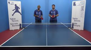 table tennis doubles rules serving rules in doubles in table tennis how to serve in doubles