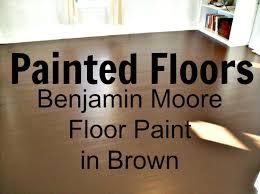 painted wood floors benjamin floor paint diy