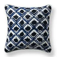 Outdoor Pillow Slipcovers Outdoor Pillow Slipcovers From Premier Prints In Navy Bay Green