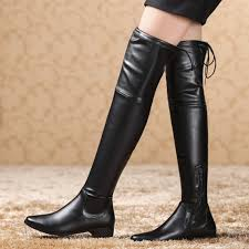 womens boots knee high leather knee high leather boots