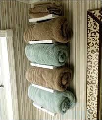 towel holder ideas 15 cool diy towel holder ideas for your
