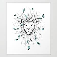 lion print amazing art prints of lions for your walls