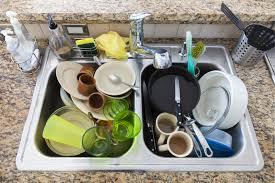 Dirty Kitchen Sink Interior Design Ideas - Dirty kitchen sink