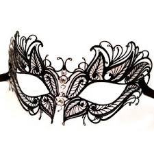 black and white mardi gras masks black metal butterfly mask toomeys mardi gras polyvore