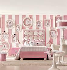 pink and white girls bedroom luxury children bedroom