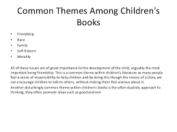 children s stories research