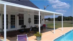 Mobile Home Carport Awnings Carport And Patio Cover Kits Made In The Usa Pre Engineered To