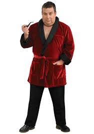Halloween Party Costume Ideas Men Plus Size Hugh Hefner Costume Plus Size Halloween Costumes