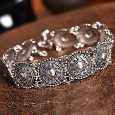 vintage silver choker necklace images Boho style jewelry boho beach hut jpg