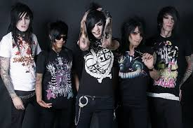 black veil black veil brides by bleedingstarclothing on deviantart