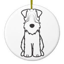 wheaten terrier ornaments keepsake ornaments zazzle