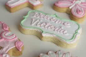 baby shower cookies baby shower
