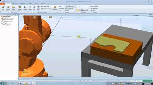 lab 3 abb robot studio curve surface simulation youtube