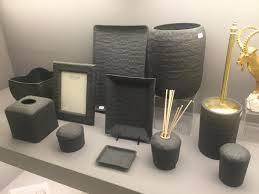 matching desk accessory set rhinestone bathroom accessories rhinestone bathroom accessories t