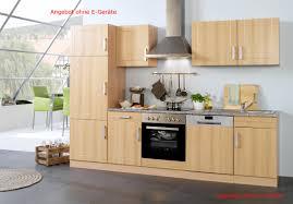buche küche küchenzeile varel küchen leerblock breite 280 cm buche küche