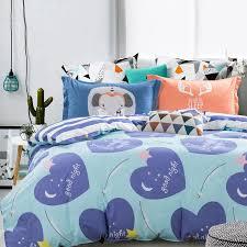 Dinosaur Bedding For Girls by Online Get Cheap Girls Duvet Cover Aliexpress Com Alibaba Group