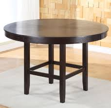 modus bossa 54 inch round counter height dining table beyond stores