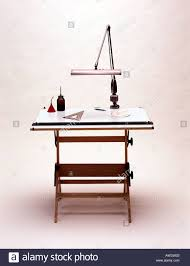 architects drafting table drafting draftsman architect designer engineer work table lamp