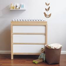 Dresser Changing Tables by Andersen Changing Table Maple The Land Of Nod