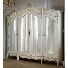 Vintage Looking Bedroom Furniture by Vintage White Mirrored Bedroom Furniture Greenvirals Style