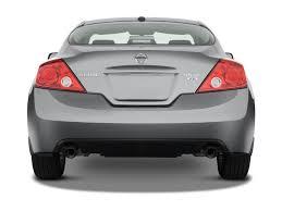 nissan altima coupe houston image 2009 nissan altima 2 door coupe v6 cvt se rear exterior