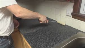 countertop transformation the rust oleum way youtube