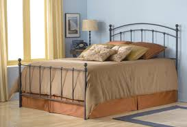 twin metal bed frame headboard footboard inspirations with
