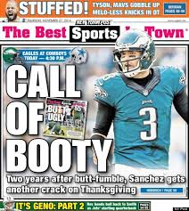 Mark Sanchez Memes - the new york post is still very thankful for mark sanchez s