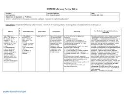 science report template ks2 science report template ks2 new systematic literature review table