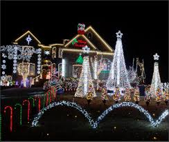 neighborhoods with the best holiday lights in the atlanta area
